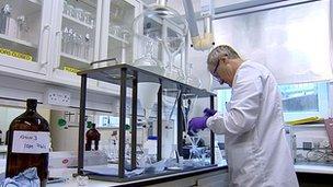 Analysing Elgin samples
