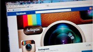 Instagram's founders Kevin Systrom and Mike Krieger - BBC News