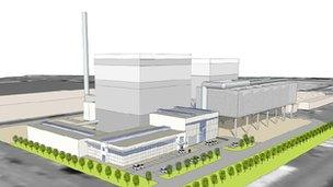 Council approves £130m biomass plant for North-East