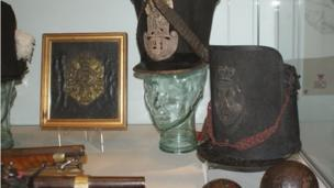 Peninsular War artefacts