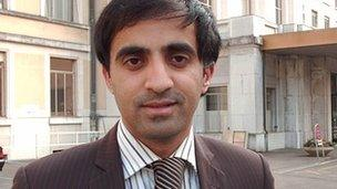 Mohammed Shafiq