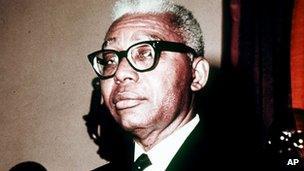 Francois Duvalier