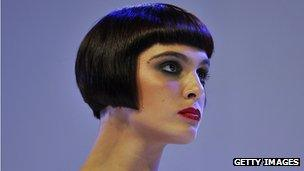 Five Ways Vidal Sassoon Changed People S Hair Bbc News
