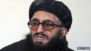 Former Taliban minister Maulvi Arsala Rahmani