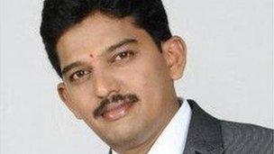 Raghavendra Nagareddy