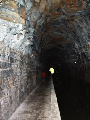 Forth and Clyde Canal tunnel
