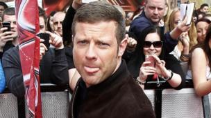 The X Factor auditions in Liverpool - Dermot O'Leary