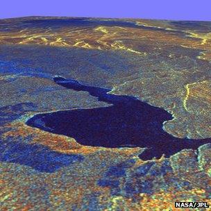 Long Valley satellite image