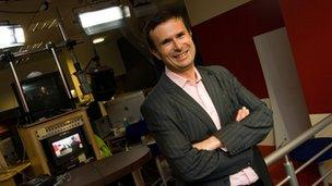 BBC Business Editor Robert Peston