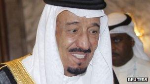 Saudi Arabia's Crown Prince Nayef dies - BBC News