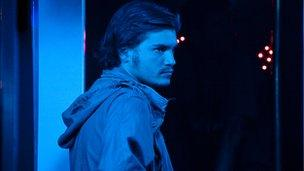 Emile Hirsch in Killer Joe
