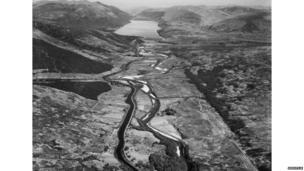 An Cànal Caileannach, Cille Mhàilidh 1950