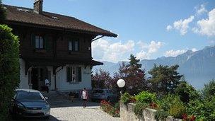 Institute Villa Pierrefeu