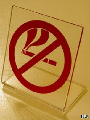 disadvantages of banning smoking in public places