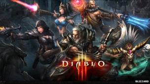 Diablo 3's real-money auctions attract get-rich cheaters - BBC News