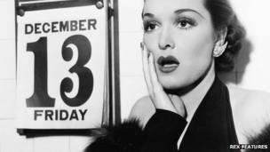 Lucky and unlucky numbers: How some industries respond - BBC News