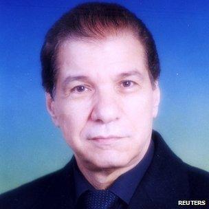 Hisham Ikhtiar