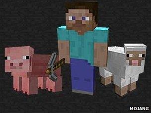 Minecraft creator sued over user controls - BBC News