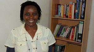 Betty Kituyi Mukhalu