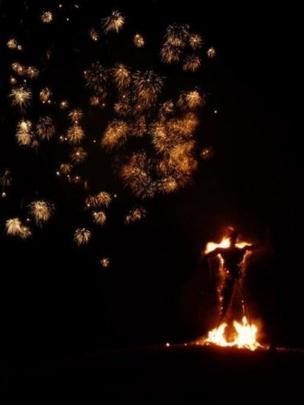 Burning Wickerman