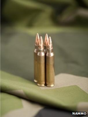 Should armies use lead-free bullets? - BBC News