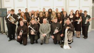 Band Pres Dinas Caerdydd (Melingriffith 2)