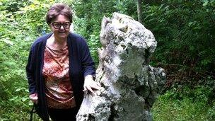 French classicist Danielle Porte