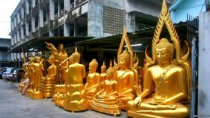 Buddhist figures