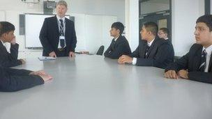 Aston University Engineering Academy