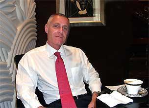 Brett Yormark, Brooklyn Nets chief executive