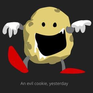 'Evil cookie' on Silktide site