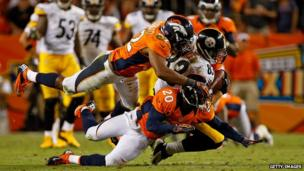 NFL safety: Is American football too violent? - BBC News