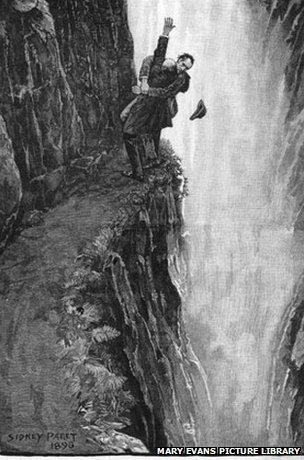 Death scene, 1893