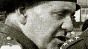 Gen Stanislav Mazcek