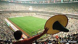 Mexico World Cup stadium