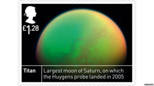 Stamp of Titan