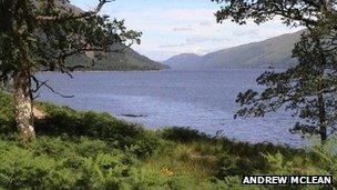 Loch Lòchaidh