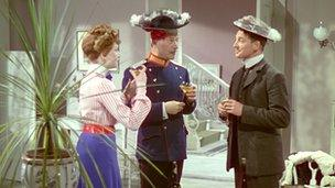 Scene from The Life and Death of Colonel Blimp