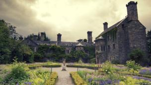 Gwydir Castle by Michelle in Ireland