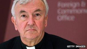 Archbishop of Westminster Vincent Nichols
