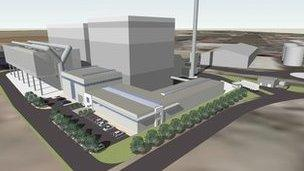 Hull biomass energy plant approved by council - BBC News