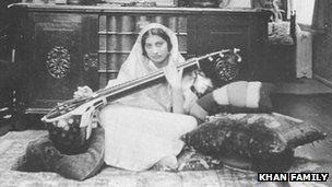 Image result for noor inayat khan
