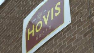 Hovis firm announces plans to close Glasgow flour mill - BBC