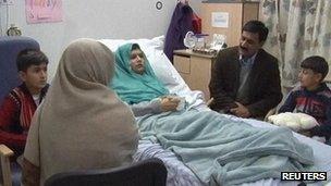 Malala Yousafzai's father to work in Birmingham - BBC News