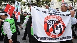 Anti-TTP protest