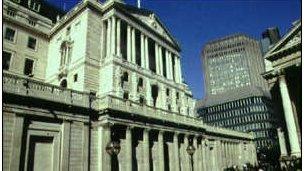 Banc Lloegr
