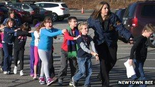 Connecticut shooting: How it happened - BBC News