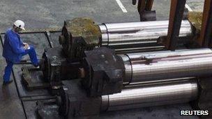 ArcelorMittal steelworks