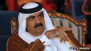 Sheik Hamad bin Khalifah Al Thani