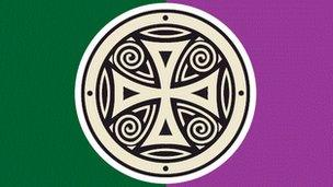Down District Council flag